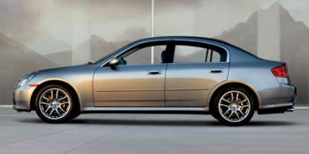 2006 INFINITI G35 Sedan 4DR Sedan AWD AT