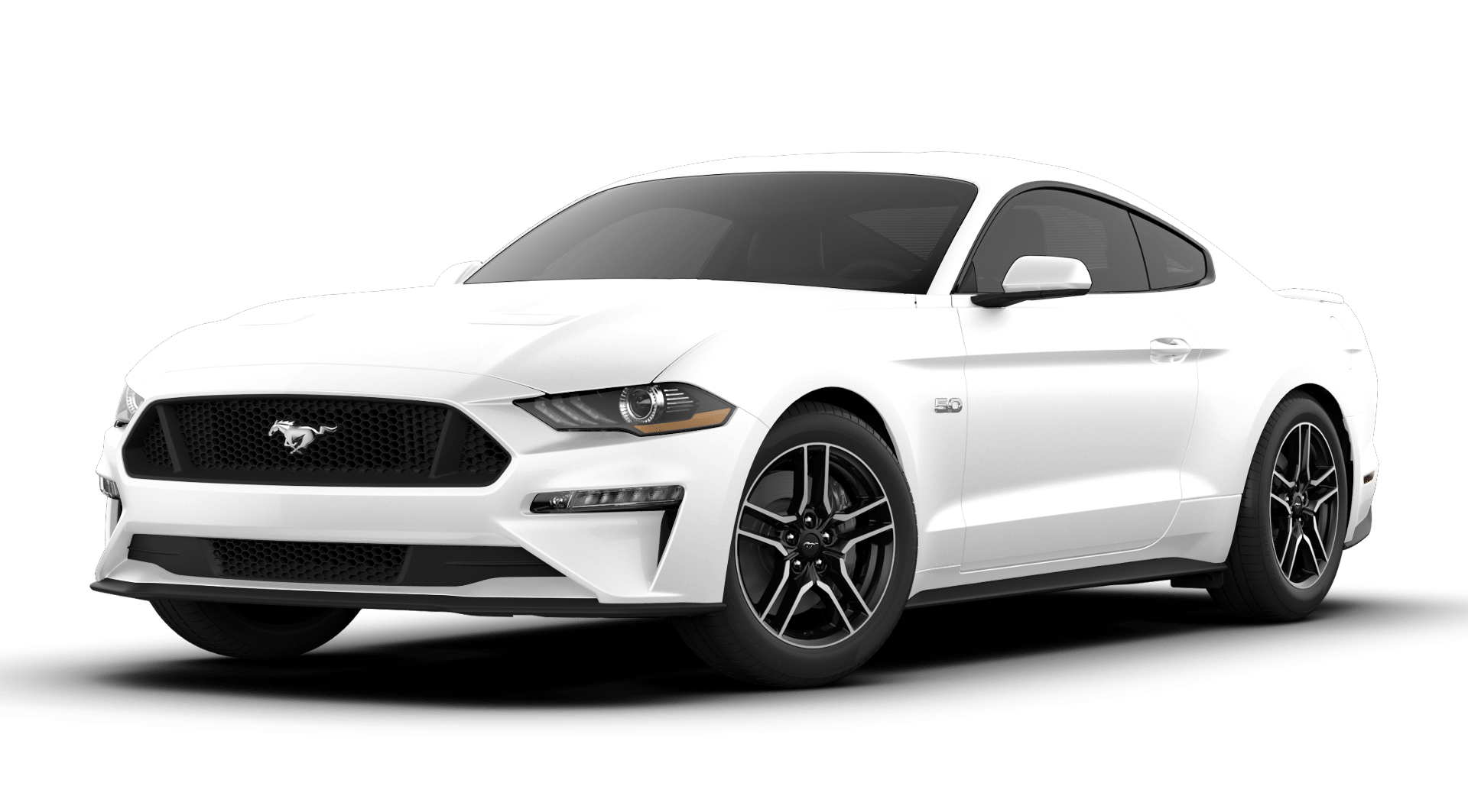 2018 Ford Mustang GT Oxford White Cortez CO
