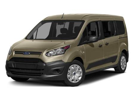 2014 Ford Transit Connect Wagon Titanium w/Rear Liftgate