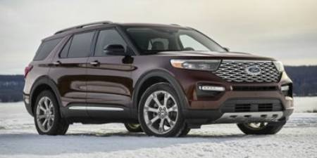2020 Ford Explorer Limited FWD