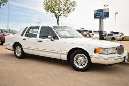 1994 Lincoln Town Car Cartier