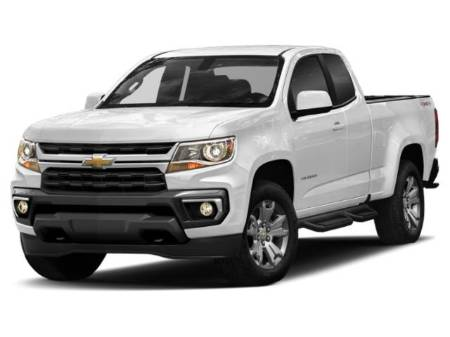 2021 Chevrolet Colorado 2WD Work Truck